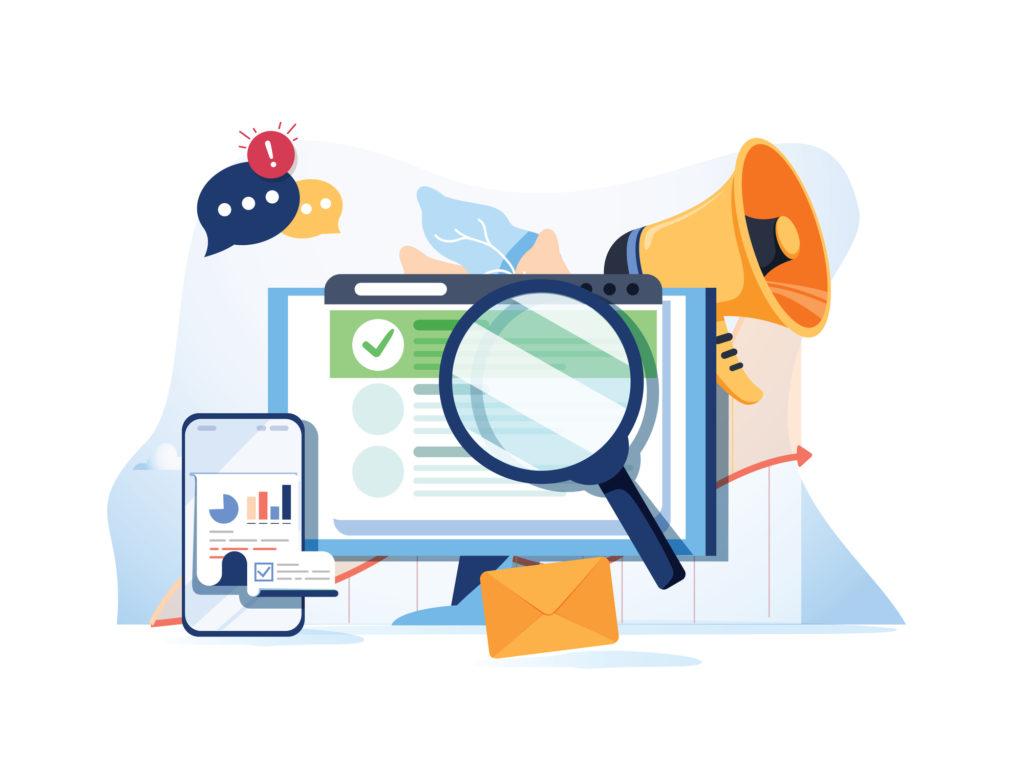 Illustration pour l'article sur les campagnes d'acquisition payante